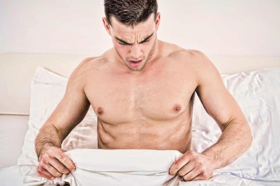 Ereções dolorosas relacionadas ao sono